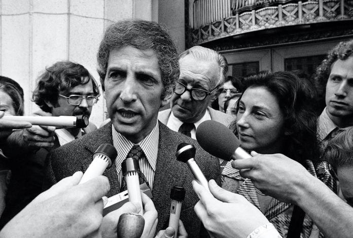 Daniel Ellsberg: Nixon White House Wanted to 'Shut Me Up' With Assault