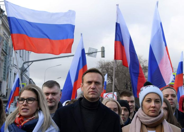 Russia seizes bank accounts of opposition leader and family - The  Washington Post