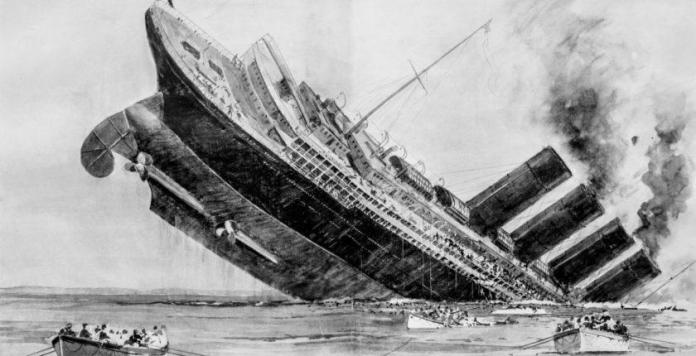 """Sinking the """"Lusitania"""": A Long-Lived Conspiracy Theory"""