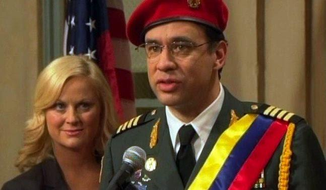 """What's Alan Watching?: Parks and Recreation, """"Sister City"""": Viva Knope!"""