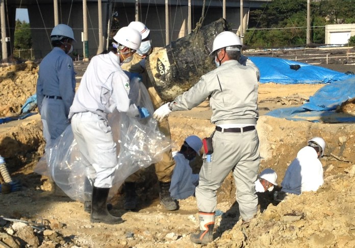 Agent Orange ingredients found at Okinawa military dumpsite | The Japan Times