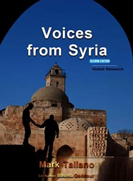 Voices from Syria: Revised Second Edition by [Mark Taliano, Basma Qaddour]