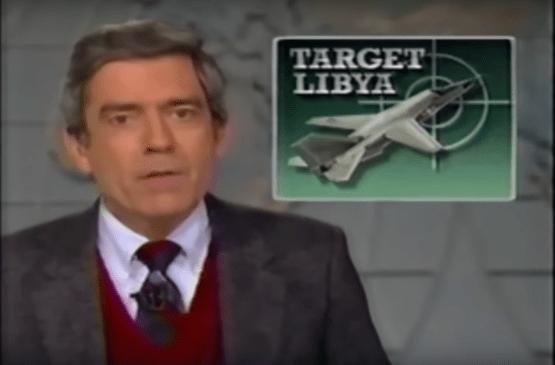 Bombing of Libya | Dan Rather