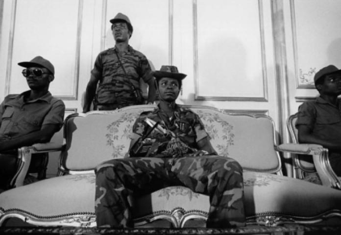 Liberia Reflections: How Doe Became a Dictator