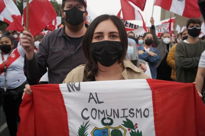 Peru's Fujimori clings to fraud claim as Castillo nears win | Elections News | Al Jazeera