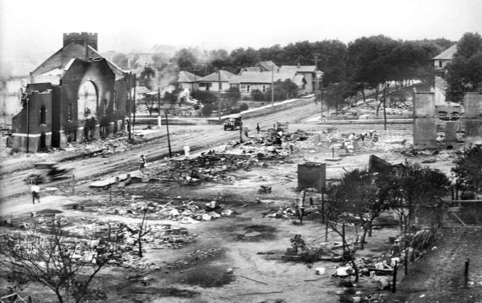 Race Riots, Tulsa, Oklahoma,