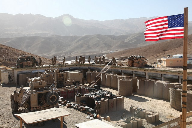U.S. Starts to Close Bases in Afghanistan | WIRED