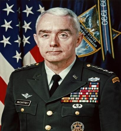 Barry McCaffrey - Wikipedia
