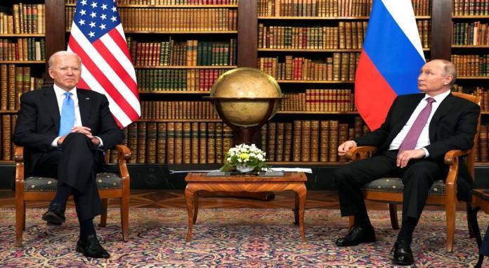 Biden presses Putin to act on ransomware attacks, hints at retaliation |  Reuters