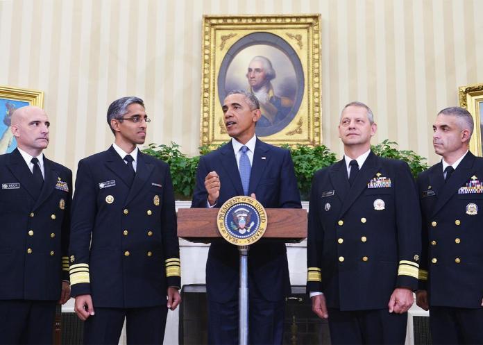 Obama military.