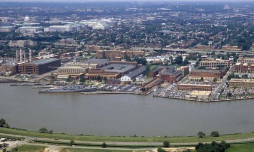 On the Front Lines of Rising Seas: Joint Base Anacostia-Bolling and  Washington Navy Yard   Union of Concerned Scientists