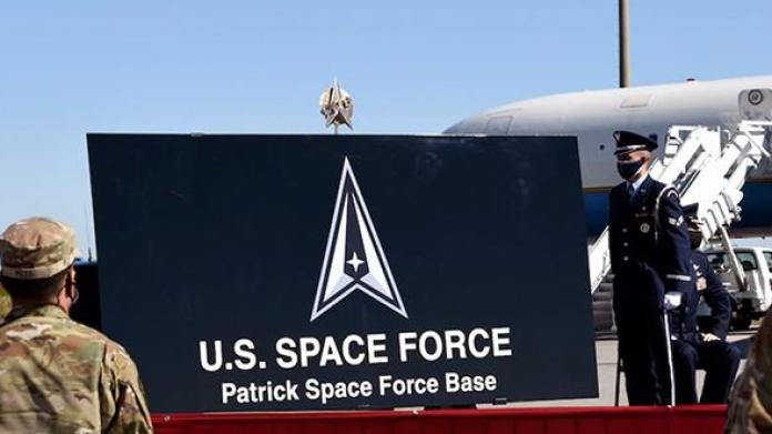Patrick Air Force Base, Cape Canaveral Air Force Station Officially Renamed  as Space Force Installations