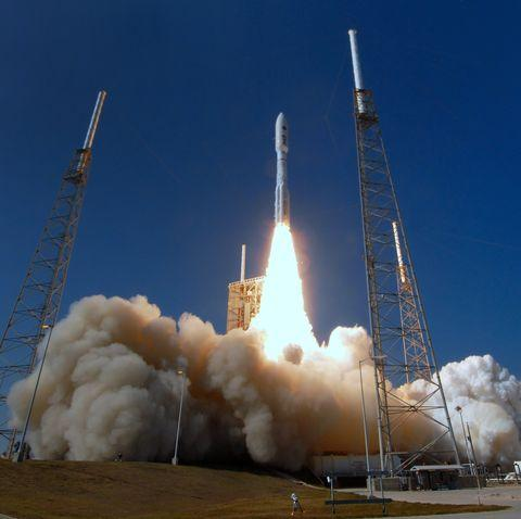 Space Force Launches First Mission in Cape Canaveral, US