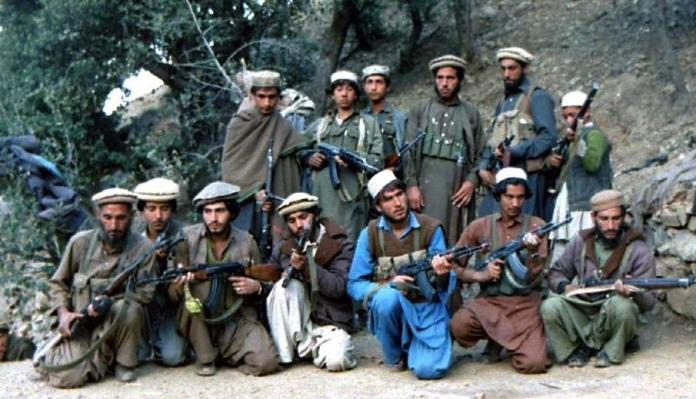 Afghan mujahideen - Wikipedia