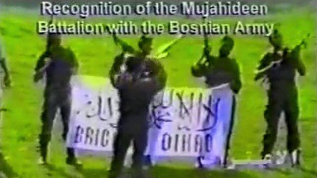Bosnia: ¿la cuna del yihadismo moderno?  - Noticias de la BBC