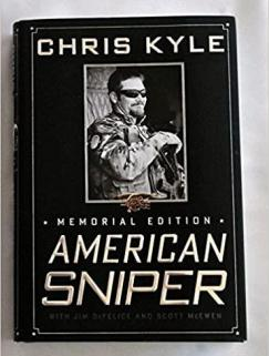 Chris Kyle Taya Kyle American Sniper Memorial Edition (Signed Edition  w/COA): 9780062319289: Amazon.com: Books