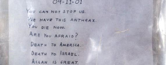 Edward Jay Epstein: The Anthrax Attacks Remain Unsolved - WSJ