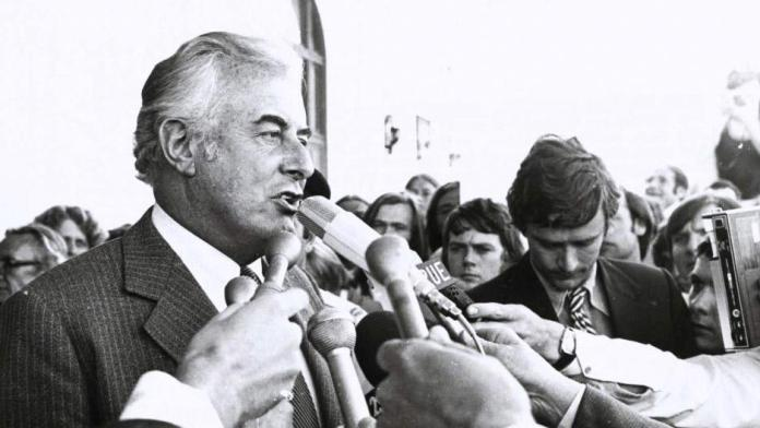 Gough Whitlam and the Forgotten Coup Against 'The Most Loyal Ally'