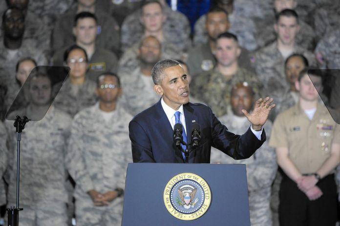 Obama cambió 'todo el concepto de guerra' - Chicago Tribune