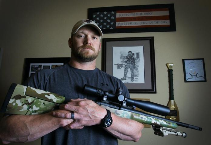 Reports: 'American Sniper' Chris Kyle Died While Trying To Help Fellow  Veteran : The Two-Way : NPR