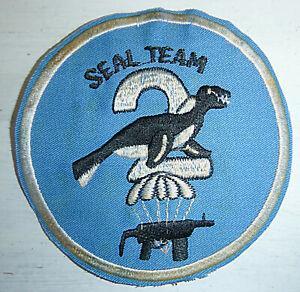 SEAL TEAM TWO - Patch - US Special Forces - PHOENIX PROGRAM - Vietnam War -  0694   eBay