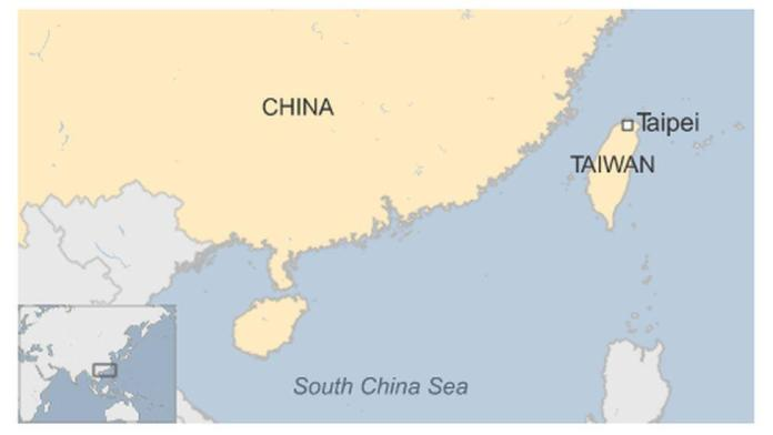 What's behind the China-Taiwan divide? - BBC News