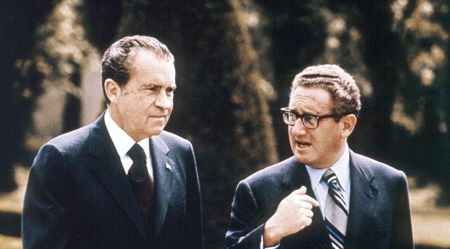 Por qué Kissinger dijo que los judíos estadounidenses actuaron de manera 'traidora': el futuro
