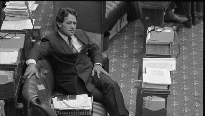 You've probably known Winston Peters your whole life, but there's plenty you won't know about him.