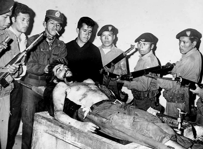 Che Guevara and the CIA in the Mountains of Bolivia | National Security Archive