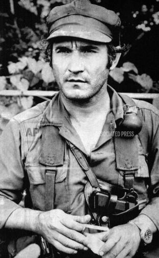 Edén Pastora, Nicaraguan revolutionary, dead at 83