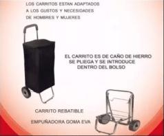 carro-plegable-porta-equipaje-con-bolso-2