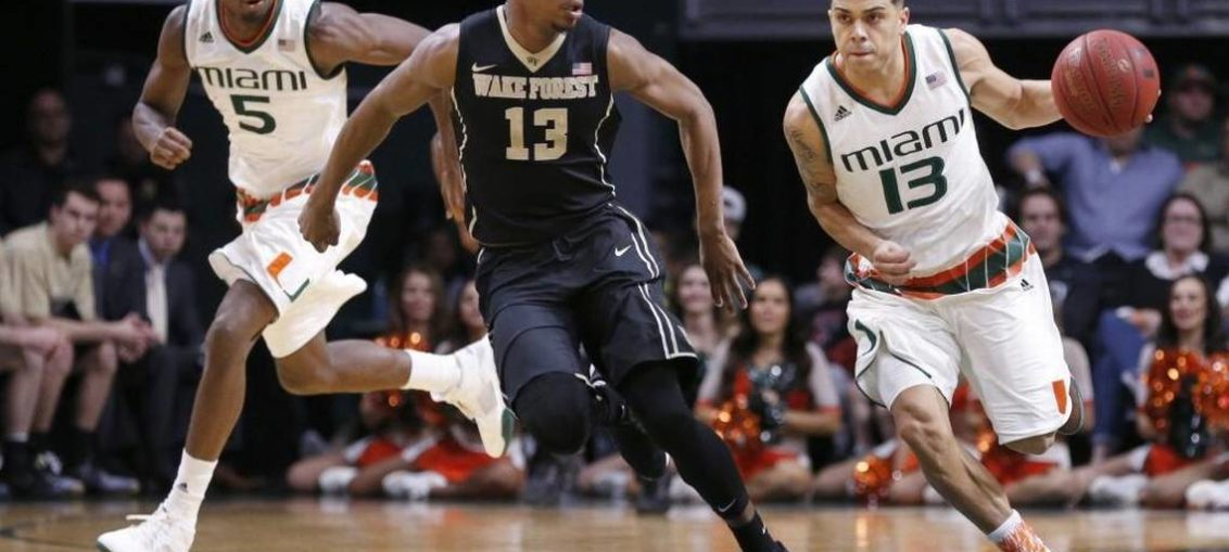 watch Miami Hurricanes vs. Wake Forest Demon Deacons Live