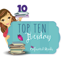 Top Ten Tuesday: 10 Books On My Summer TBR List
