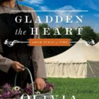 CelebrateLit Blog Tour Review: Gladden The Heart by Olivia Newport