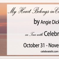 CelebrateLit Blog Tour Review: My Heart Belongs In Castle Gate, Utah by Angie Dicken +GIVEAWAY