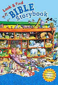 B&H Bloggers Review: Look&Find Bible Storybook