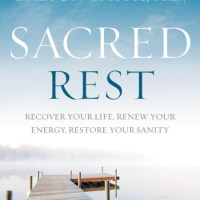 LitFuse Blog Tour Review: Sacred Rest by Saundra Dalton-Smith
