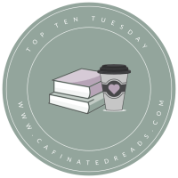 Top Ten Tuesday: Ten Favorite Books 4-17-2018