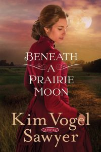 ARC Review: Beneath A Prairie Moon by Kim Vogel Sawyer