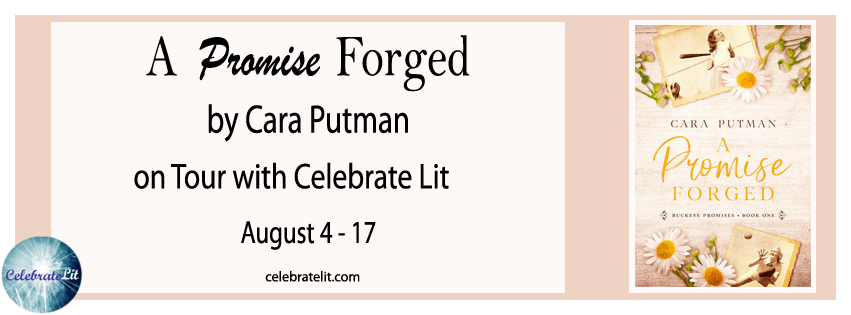Celebrate Lit Review: A Promise Forged by Cara Putnam