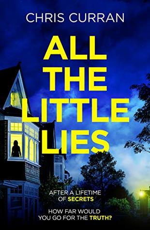 Book Review: All The Little Lies by Chris Curran