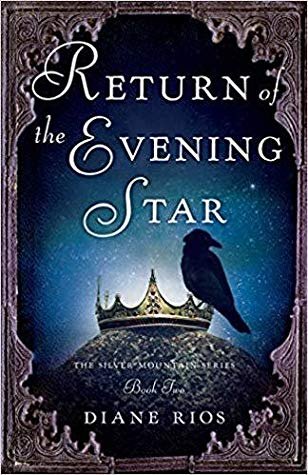 Booksparks Review: Return Of The Evening Star by Diane Rios
