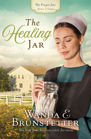 Review: The Healing Jar by Wanda Brunstetter