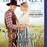 Review: The Cowboy Meets His Match by Margaret Brownley