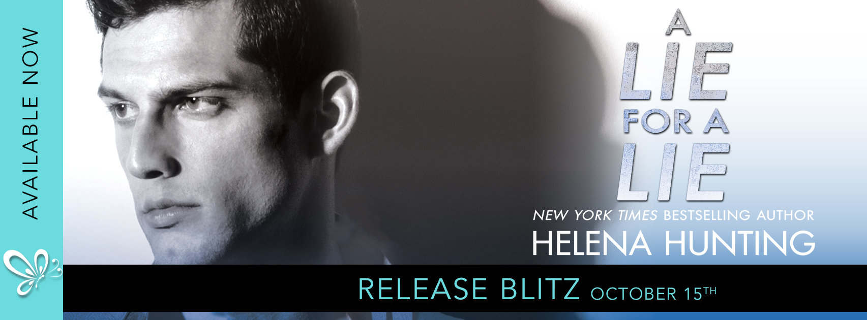 Social Butterfly PR Release Blitz: A Lie For A Lie by Helena Hunting