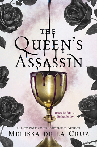 Book Review: The Queen's Assassin by Melissa De La Cruz
