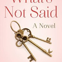 Suzy Approved Book Tour Review: What's Not Said by Valerie Taylor