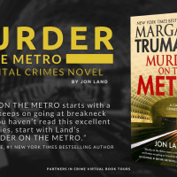 Partners In Crime Tours Spotlight: Murder On The Metro by Jon Land