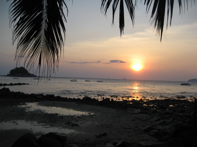 Pulau Tioman, Malaysia