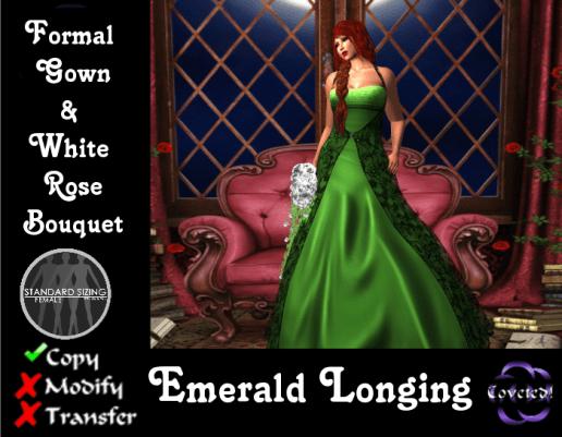 Emerald Longing